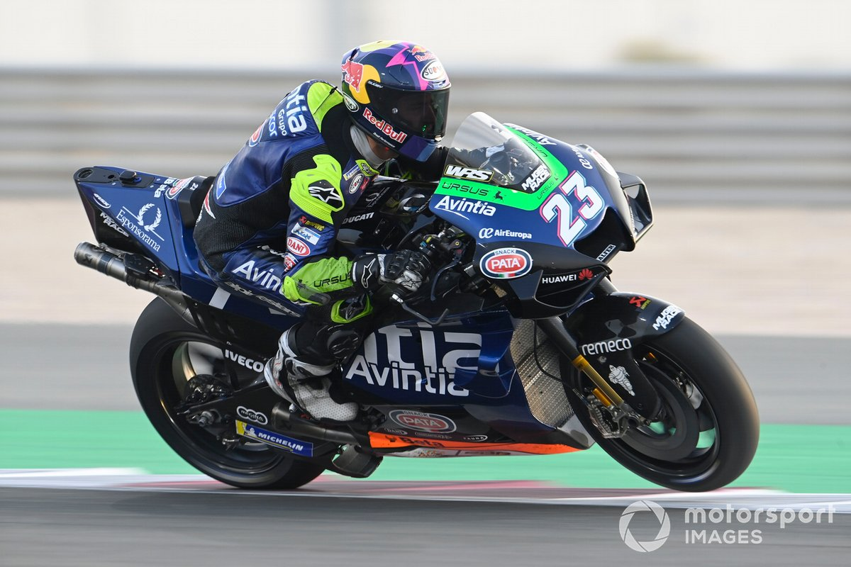 15º Enea Bastianini, Esponsorama Racing - 1:54.505