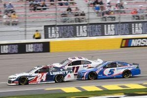William Byron, Hendrick Motorsports, Chevrolet Camaro Liberty University, Kyle Larson, Hendrick Motorsports, Chevrolet Camaro HendrickCars.com