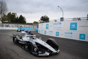 Nyck de Vries, Mercedes Benz EQ, EQ Silver Arrow 02, Sam Bird, Jaguar Racing, Jaguar I-Type 5