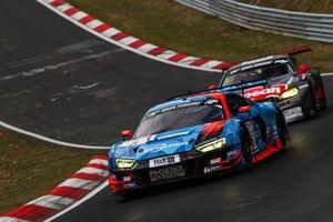 #5 Phoenix Racing Audi R8 LMS: Frank Stippler, Kim Luis Schramm, Vincent Kolb