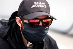 Team, crew member(s) Team Penske Chevrolet