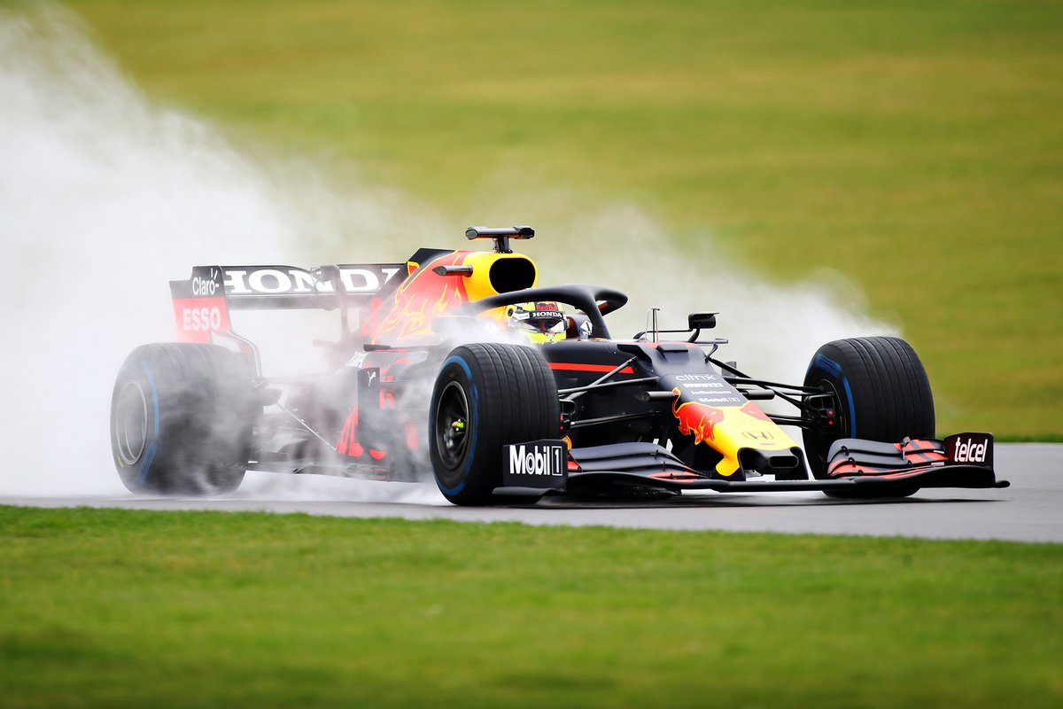 Sergio Pérez, Red Bull Racing RB15