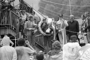 Podium: 1. Vittorio Brambilla, 2. James Hunt, 3. Tom Pryce
