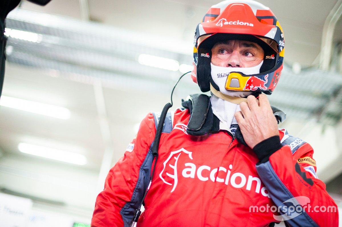 Carlos Sainz, ACCIONA Sainz XE Team