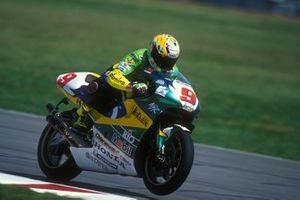 Alex Barros, Honda Gresini