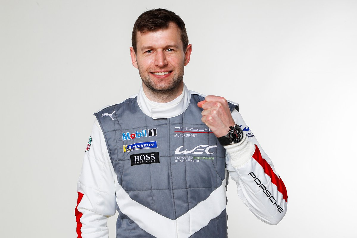 Michael Christensen, Porsche GT Team
