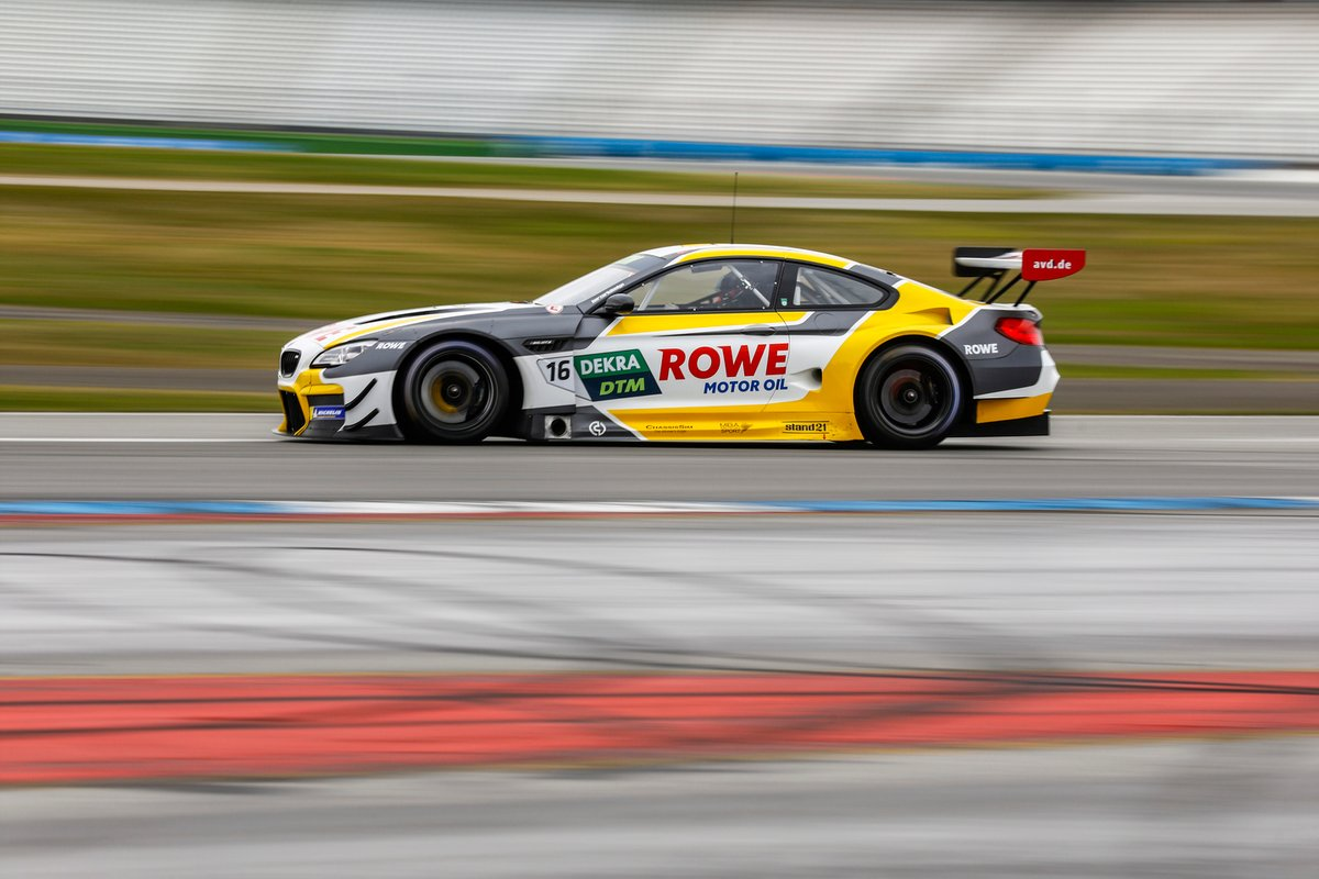 Timo Glock, ROWE Racing, BMW M6 GT3