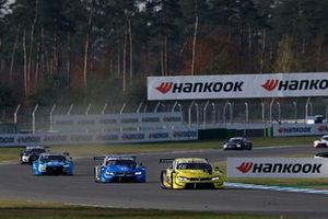 DTM-Action in Hockenheim