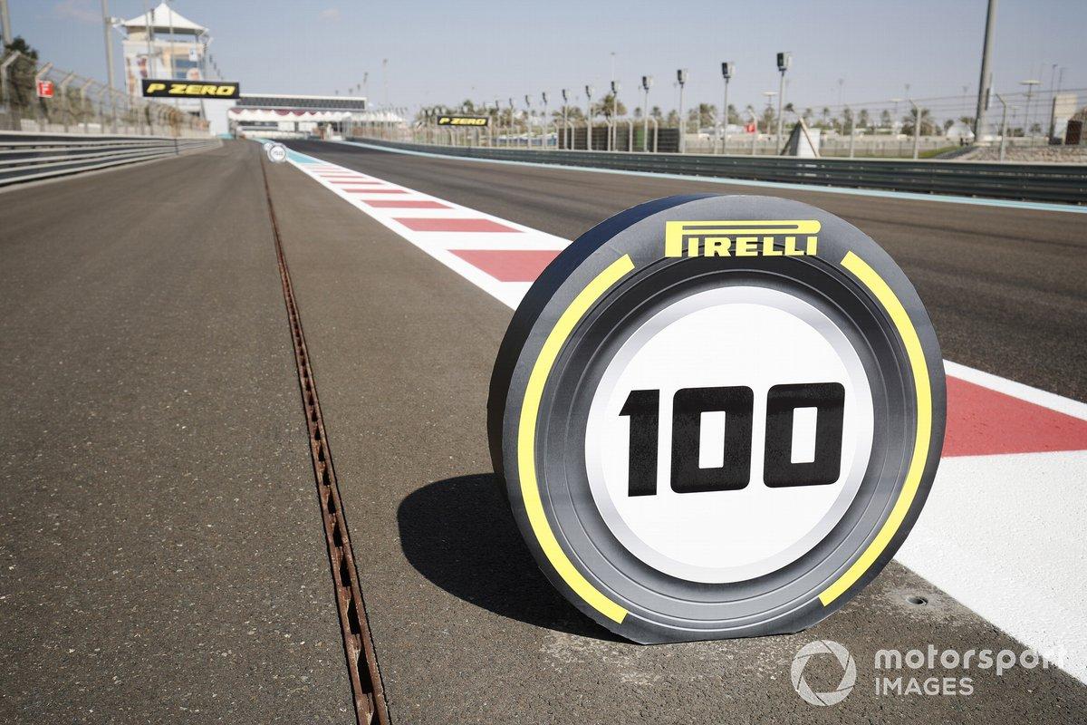 Detalles de Pirelli en el circuito de Abu Dhabi