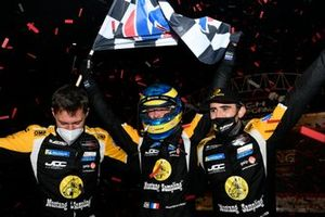 Ganadores #5 Mustang Sampling / JDC-Miller MotorSports Cadillac DPi, DPi: Tristan Vautier, Loic Duval, Sebastien