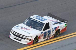 Sheldon Creed, GMS Racing, Chevrolet Silverado I.B.E.W