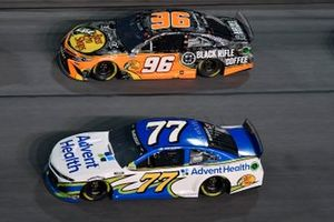Jamie McMurray, Spire Motorsports, Chevrolet Camaro AdventHealth Ty Dillon, Gaunt Brothers Racing, Toyota Camry Bass Pro Shops / Black Rifle Coffee