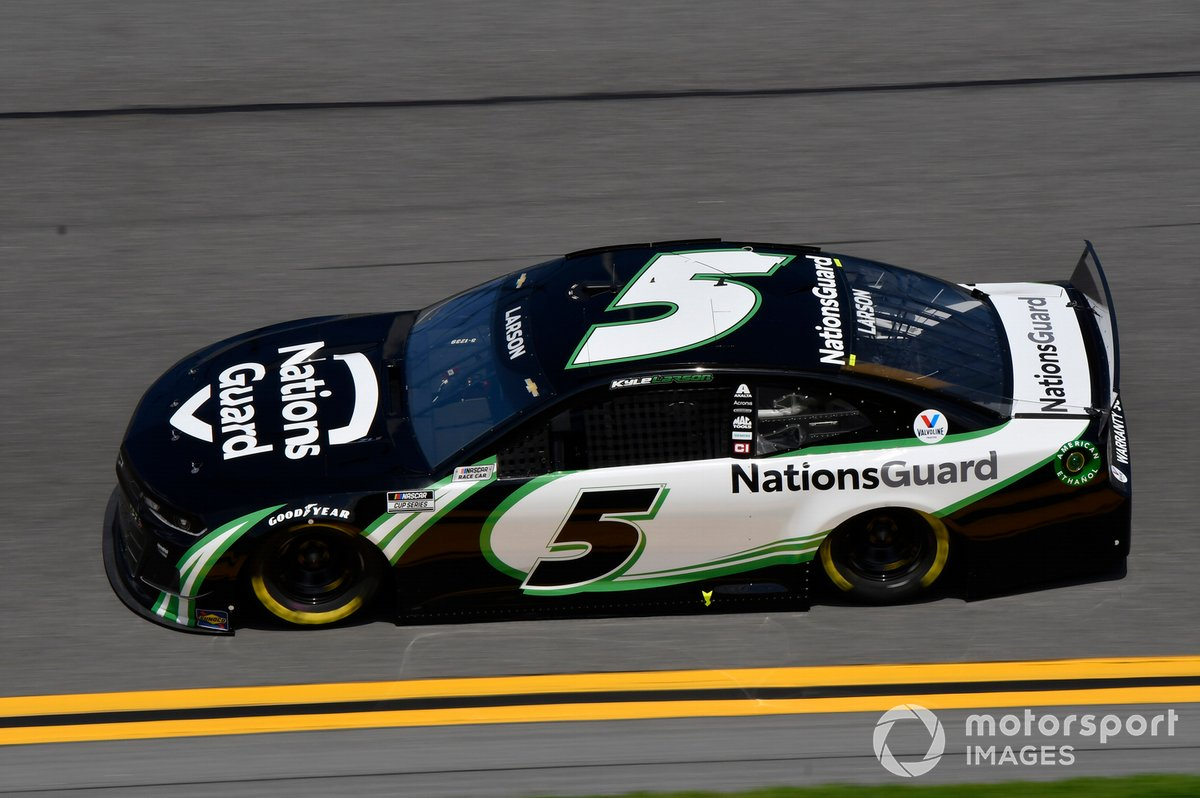 #5: Kyle Larson, Hendrick Motorsports, Chevrolet Camaro
