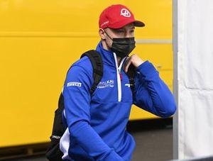Никита Мазепин, Haas F1