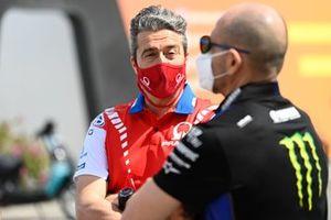 Franceso Guidotti und Massimo Meregalli