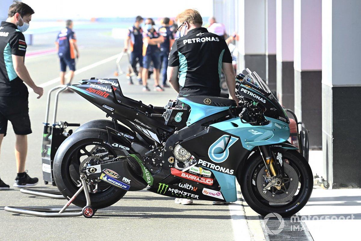 Moto de Petronas Yamaha SRT