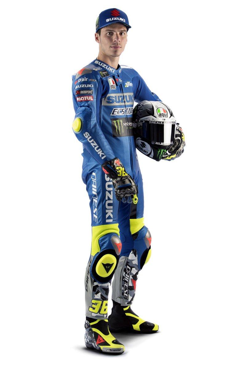 Хоан Мир, Team Suzuki MotoGP