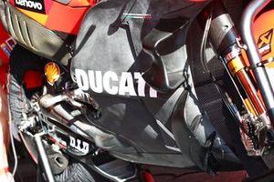 Аэродинамические детали мотоцикла Джека Миллера, Ducati Team