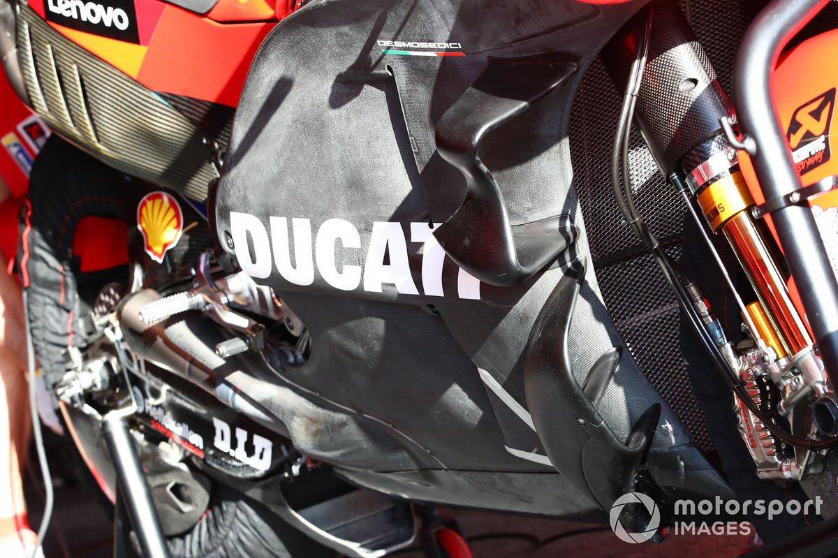 Moto de Jack Miller, Ducati Team