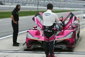 #60 Meyer Shank Racing w/Curb-Agajanian Acura DPi: Juan Pablo Montoya
