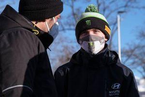 Oliver Solberg, Hyundai Motorsport N Hyundai i20 R5