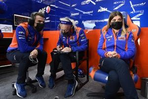 Mathilde Poncharal, Red Bull KTM Tech 3, Guy Coulon, Red Bull KTM Tech 3
