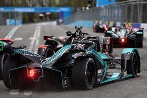 Mitch Evans, Jaguar Racing, Jaguar I-Type 5