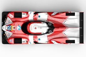 High Class Racing Oreca 07 LMP2: Jan Magnussen, Anders Fjordbach e Dennis Andersen
