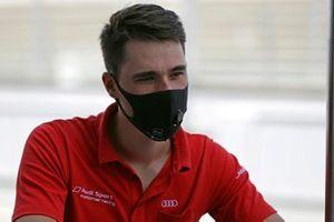 #31 Audi Sport Team WRT Audi R8 LMS GT3: Kelvin van der Linde