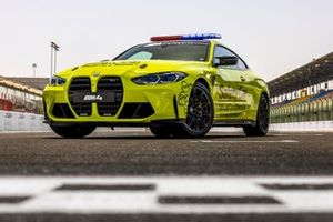 BMW M4 Competition Coupé Safety Car