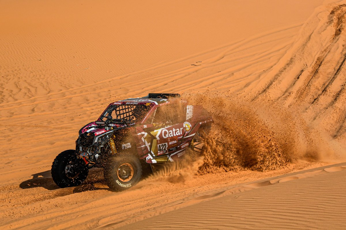 #422 South Racing Can-Am: Nasser Khalifa Al Attiyah