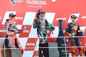 Jack Miller, Pramac Racing, Franco Morbidelli, Petronas Yamaha SRT, Pol Espargaro, Red Bull KTM Factory Racing