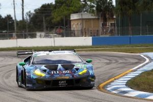 #44 GRT Magnus Lamborghini Huracan GT3, GTD: John Potter, Andy Lally, Spencer Pumpelly