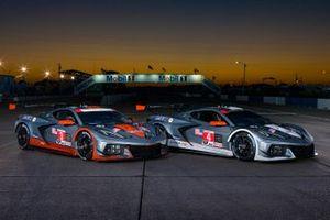 Corvette Racing Sebring livery