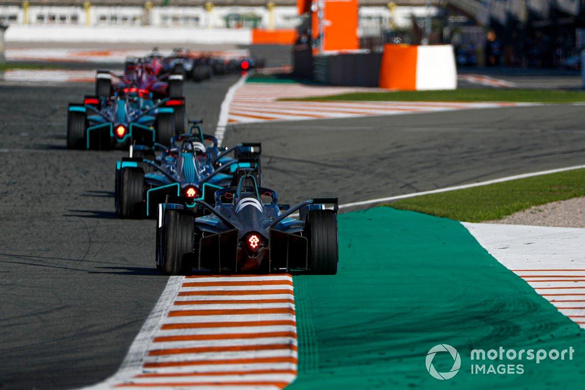 Mitch Evans, Panasonic Jaguar Racing, Jaguar I-Type 5, Tom Blomqvist, NIO 333, NIO 333 001