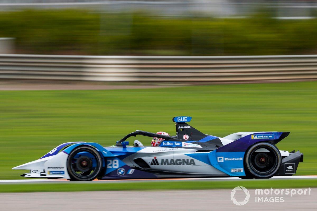 #28 - Maximilian Günther (Team: BMW-Andretti, Antrieb: BMW)