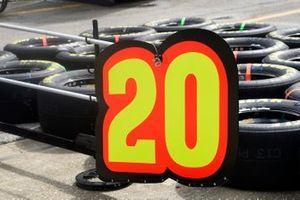 Startnummer 20: Christopher Bell, Joe Gibbs Racing
