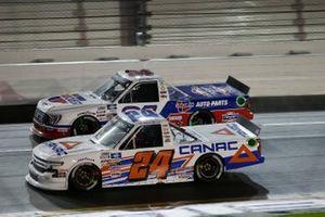 Raphael Lessard, GMS Racing, Chevrolet Silverado CANAC, Cory Roper, Roper Racing, Ford F-150