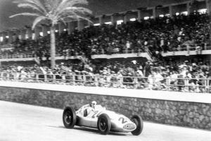 Rudolf Caracciola, Mercedes-Benz W 165