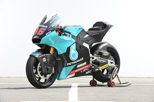 La moto de Jake Dixon, Petronas Sprinta Racing