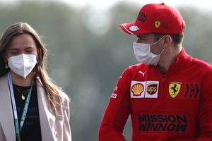 Шарль Леклер, Ferrari SF21
