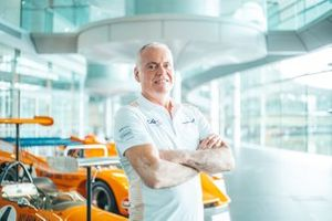 Andrew Scrowther, Machiniste CNC, McLaren