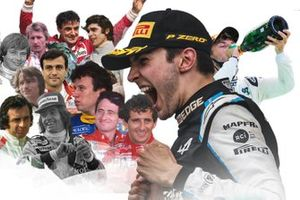إستيبان أوكون، الفائز الفرنسي الـ 14 في الفورمولا واحد