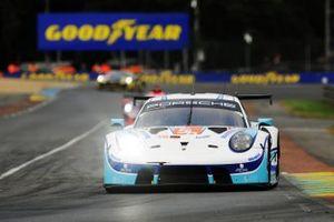 #56 Team Project 1 Porsche 911 RSR - 19 LMGTE Am, Egidio Perfetti, Matteo Cairoli, Riccardo Pera