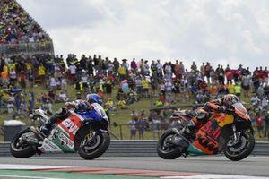 Alex Marquez, Team LCR Honda, Miguel Oliveira, Red Bull KTM Factory Racing