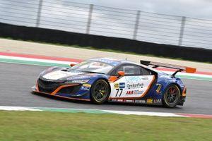 #77 Nova Race, Honda NSX GT3 Evo: Erwin Zanotti, Jorge Cabezas