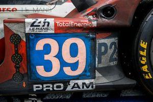 #39 SO24-Dirob By Graff Oreca 07 - Gibson LMP2, Vincent Capillaire, Arnold Robin, Maxime Robin