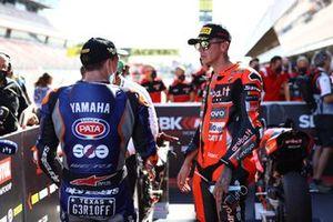 Garrett Gerloff, GRT Yamaha WorldSBK Team, Scott Redding, Aruba.It Racing - Ducati