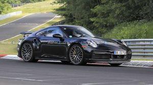 Porsche 911 Hybrid 2 posti