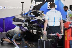 Box: BMW I Andretti Motorsport
